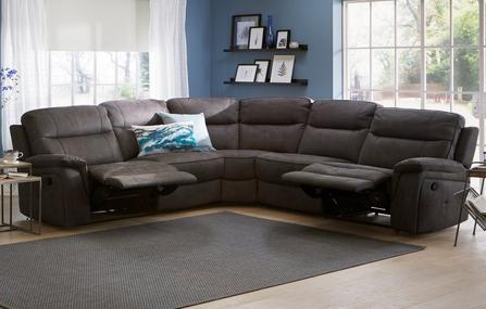 Corner Recliner Sofas In Fabric and Leather Ireland | DFS Ireland